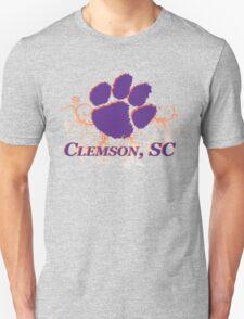 Clemson Swirl Unisex T-Shirt