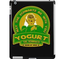 The great Yogurt iPad Case/Skin