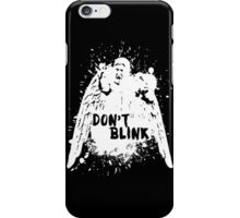 Doctor who - Don't Blink  iPhone Case/Skin