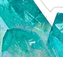 Aquamarine Quartz Sticker