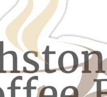Coffee Bean Birthstone Sticker