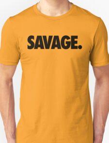 SAVAGE - (Black) Unisex T-Shirt