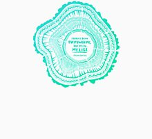 My List – Turquoise Ombré Unisex T-Shirt