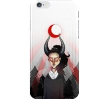 Crow Print iPhone Case/Skin