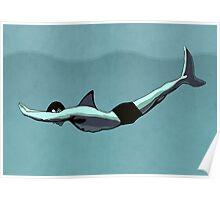 Go Sharky, go! Poster