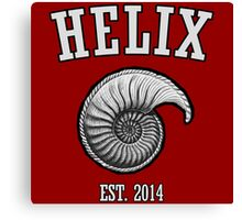 Praise Helix. Canvas Print