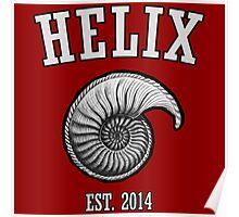 Praise Helix. Poster