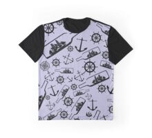 Nautical Graphic T-Shirt