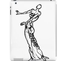 Dali Interpretation iPad Case/Skin