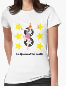 I'm Queen of the castle Womens Fitted T-Shirt
