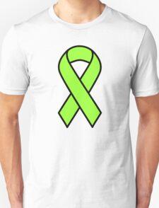 Lime Lymphoma Ribbon T-Shirt