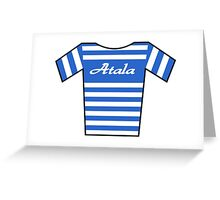 Retro Jerseys Collection - Atala Greeting Card