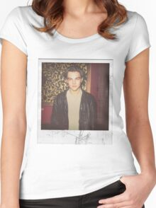 Polaroid Leo Women's Fitted Scoop T-Shirt