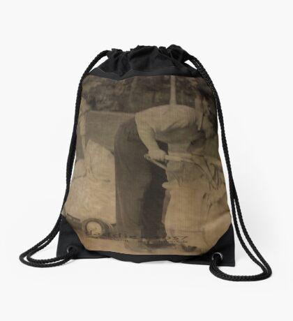 daddies 1957 Drawstring Bag