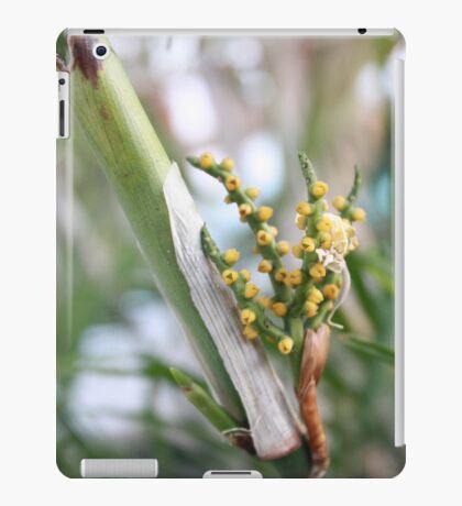 Macro Flowers iPad Case/Skin