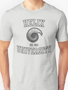 Helix University. T-Shirt