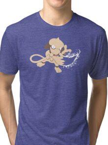 Smeargle Splatter Tri-blend T-Shirt