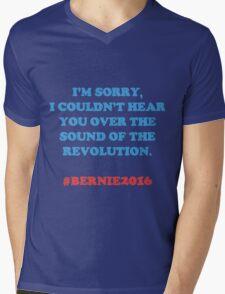 Bernie Sanders - The Revolution  Mens V-Neck T-Shirt