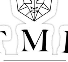 STMPD RCRDS Sticker