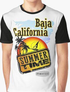 Baja California, Mexico Graphic T-Shirt
