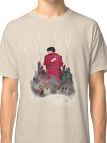 Kaneda in front neo Tokyo Classic T-Shirt