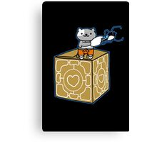 Portal Atsume Canvas Print