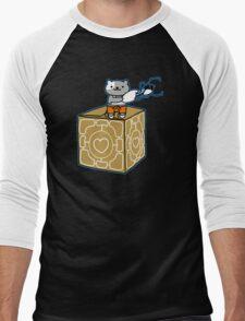 Portal Atsume Men's Baseball ¾ T-Shirt