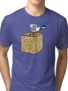 Portal Atsume Tri-blend T-Shirt