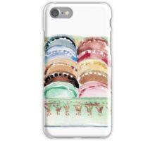 Macarons Box. iPhone Case/Skin