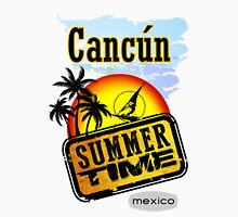 Cancun, Mexico Women's Fitted Scoop T-Shirt