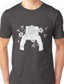 Feminist Love Letter Unisex T-Shirt