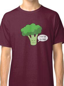 Bad Broccoli Classic T-Shirt