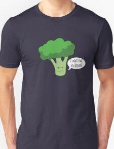 Bad Broccoli Unisex T-Shirt