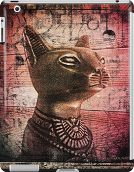 Bastet by fuxart