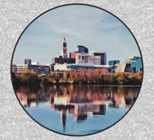 Hartford CT Skyline Kids Tee
