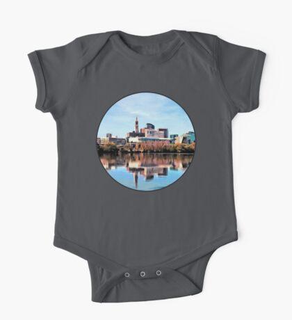 Hartford CT Skyline One Piece - Short Sleeve