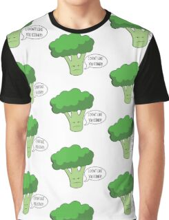 Bad Broccoli Graphic T-Shirt