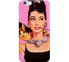 Audry Pink iPhone Case/Skin