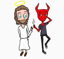 Jesus & Lucifer Unisex T-Shirt