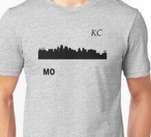 We reppin KCMO Unisex T-Shirt
