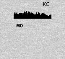 We reppin KCMO Unisex T-Shirt