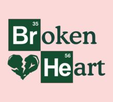 Broken Heart Kids Tee
