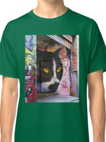 Mashu Kitty Classic T-Shirt