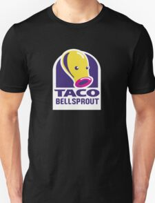 Taco BellSprout (White Background Bell) T-Shirt