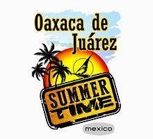 Oaxaca de Juarez, Mexico Women's Fitted Scoop T-Shirt