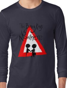 The Boney Kings of Nowhere Red Triangle Long Sleeve T-Shirt