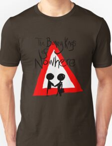 The Boney Kings of Nowhere Red Triangle Unisex T-Shirt