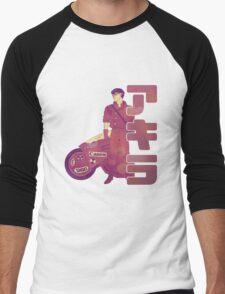 Rebel 02 Men's Baseball ¾ T-Shirt