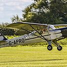 Auster 6A Tugmaster G-APRO by Colin Smedley