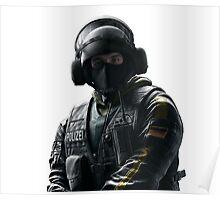 Rainbow Six Siege *Bandit* Poster